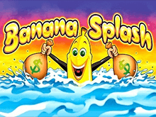 Автомат Banana Splash онлайн