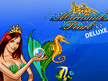 Автомат Mermaid's Pearl Deluxe в Вулкане Удачи