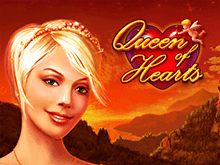 Автомат Queen of Hearts онлайн