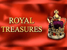 Автомат Royal Treasures в Вулкане Удачи