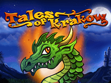 Игра Tales Of Krakow на деньги