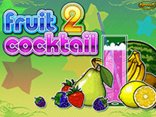 Автомат Fruit Cocktail 2 и казино Вулкан Удачи