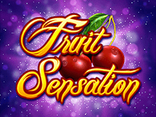 Играть в автомат Fruit Sensation в Вулкан Удачи