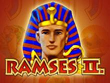 Игра на деньги в автомате Ramses II
