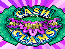 Игровой автомат Cash Clams онлайн